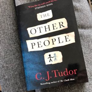 The Other People Novel by C.J Tudor